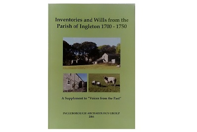 Inventories and Will 1700 - 1750